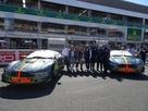 アストンマーティンレーシング、WEC 富士6時間耐久レースで優勝