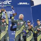 WEC富士6時間耐久レースでAston Martin Racingが勝利