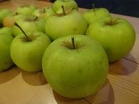 小ぶりで可愛いリンゴたち
