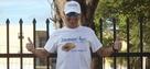 ギネス世界記録挑戦のマラソンランナー偉業達成  厳しい食品安全規格で製造された 『FPP(パパイヤ発酵食品)』でサポート