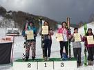 第37回全日本スキー選手権大会 にて後村選手 優勝