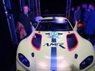 アストンマーティンレーシングが新型「Vantage GTE」を発表、FPP(Immun'Âge)のパートナー継続も発表
