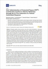FPPのマウスにおける悪性黒色腫(メラノーマ)の増殖制御についてイタリア国立研究機関による論文が発表されました